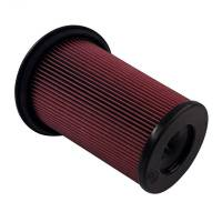 S&B Filters - S&B Filters - Air Filter For Intake Kit 75-5128 Oiled Cotton Cleanable Red S&B - KF-1072