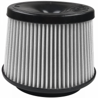 S&B Filters - S&B Filters - Air Filter For 75-5081,75-5083,75-5108,75-5077,75-5076,75-5067,75-5079 Dry Extendable White S&B - KF-1058D