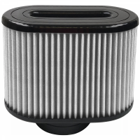 S&B Filters - S&B Filters - Air Filter For Intake Kits 75-5016,75-5023 Dry Extendable White S&B - KF-1049D