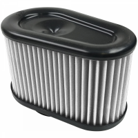 S&B Filters - S&B Filters - Air Filter for Intake Kits 75-5070 Dry Extendable White S&B - KF-1039D
