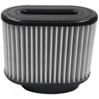 S&B Filters - S&B Filters - Air Filter For Intake Kits 75-5016, 75-5022, 75-5020 Dry Extendable White S&B - KF-1031D