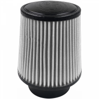 S&B Filters - S&B Filters - Air Filter For Intake Kits 75-5008 Dry Cotton Cleanable White S&B - KF-1025D