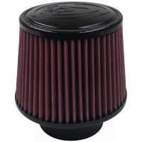 S&B Filters - S&B Filters - Air Filter For Intake Kits 75-5003 Oiled Cotton Cleanable Red S&B - KF-1023