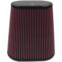 S&B Filters - S&B Filters - Air Filter For Intake Kits 75-2503 Oiled Cotton Cleanable Red S&B - KF-1014