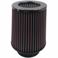 S&B Filters - S&B Filters - Air Filter For Intake Kits 75-1509 Oiled Cotton Cleanable Red S&B - KF-1013