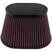 S&B Filters - S&B Filters - Air Filter For Intake Kits 75-1531 Oiled Cotton Cleanable Red S&B - KF-1012