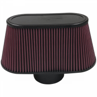 S&B Filters - S&B Filters - Air Filter For Intake Kits 75-3035 Oiled Cotton Cleanable Red S&B - KF-1010