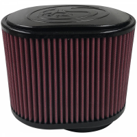 S&B Filters - S&B Filters - Air Filter For 75-5007,75-3031-1,75-3023-1,75-3030-1,75-3013-2,75-3034 Cotton Cleanable Red S&B - KF-1008