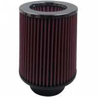 S&B Filters - S&B Filters - Air Filter For Intake Kits 75-1511-1 Oiled Cotton Cleanable Red S&B - KF-1004