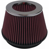 S&B Filters - S&B Filters - Air Filter For Intake Kits 75-2519-3 Oiled Cotton Cleanable Red S&B - KF-1003