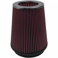 S&B Filters - S&B Filters - Air Filter For Intake Kits 75-2514-4 Oiled Cotton Cleanable Red S&B - KF-1001
