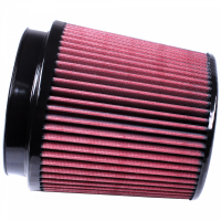 S&B Filters - S&B Filters - Air Filter for Competitor Intakes AFE XX-91050 Oiled Cotton Cleanable Red S&B - CR-91050