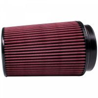 S&B Filters - S&B Filters - Air Filter for Competitor Intakes AFE XX-91039 Oiled Cotton Cleanable Red S&B - CR-91039