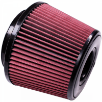 S&B Filters - S&B Filters - Air Filter for Competitor Intakes AFE XX-91035 Oiled Cotton Cleanable Red S&B - CR-91035