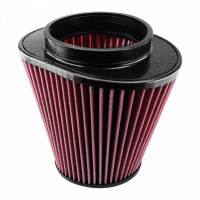 S&B Filters - S&B Filters - Air Filter for Competitor Intakes AFE XX-90032 Oiled Cotton Cleanable Red S&B - CR-90032