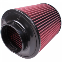 S&B Filters - S&B Filters - Air Filter for Competitor Intakes AFE XX-90028 Oiled Cotton Cleanable Red S&B - CR-90028