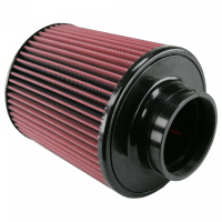 S&B Filters - S&B Filters - Air Filter for Competitor Intakes AFE XX-90026 Oiled Cotton Cleanable Red S&B - CR-90026