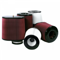 S&B Filters - S&B Filters - Air Filter for Competitor Intakes AFE XX-40035 Dry Extendable White S&B - CR-40035D