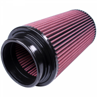 S&B Filters - S&B Filters - Air Filter for Competitor Intakes AFE XX-40035 Oiled Cotton Cleanable Red S&B - CR-40035