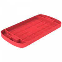Shop By Part - Gear & Apparel - S&B Filters - S&B Filters - Tool Tray Silicone Large Color Pink S&B - 80-1003L