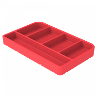 Shop By Part - Gear & Apparel - S&B Filters - S&B Filters - Tool Tray Silicone Small Color Pink S&B - 80-1003S