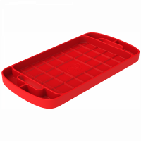 Shop By Part - Gear & Apparel - S&B Filters - S&B Filters - Tool Tray Silicone Large Color Red S&B - 80-1001L