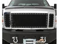 Smittybilt - M1 S/S Wire Mesh Grille 2016 Tacoma Black - 615845