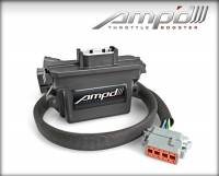 Engine and Performance - Programmers & Tuners - Edge Products - Edge Products AMPd Throttle Booster 58850