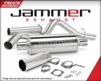 Edge Products - Edge Products DPF-Back Jammer Exhaust 37764