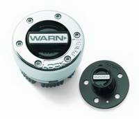 Driveline - Hub Assemblies & Parts - Warn - Warn Manual; 27 Spline; 5 Bolt Count; Set Of 2 28751