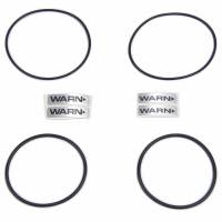 Driveline - Hub Assemblies & Parts - Warn - Warn Hub Part #29070 29071 With Snap Rings Gaskets Retaining Bolts and O-Rings 39128