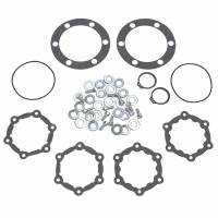 Driveline - Hub Assemblies & Parts - Warn - Warn Services Hub Part #29062 With Snap Rings Gaskets Retaining Bolts and O-Rings 7300