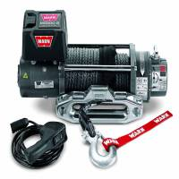 Winches & Recovery - Winches - Warn - Warn 12 Volt 8000 LB Cap 100 Ft Synthetic Rope 87800