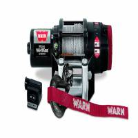 Winches & Recovery - Winches - Warn - Warn 12 Volt DC Battery 2500 LB Cap 50 Ft Wire Rope 90250