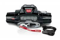 Winches & Recovery - Winches - Warn - Warn 12 Volt 12000 LB Cap 80 Ft Spydura Synthetic Rope 95950