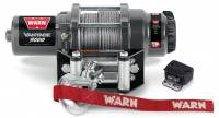 Winches & Recovery - Winches - Warn - Warn 12 Volt DC 3000 LB Cap 50 Ft Wire Rope Roller Fairlead 99388