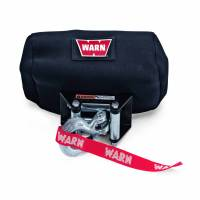 Winches & Recovery - Winch Covers - Warn - Warn For RT/XT 40 and 4.0ci Winches; Neoprene 71975