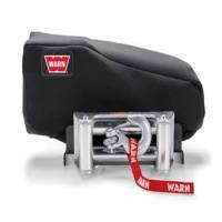 Winches & Recovery - Winch Covers - Warn - Warn M8000, XD9000, 9.5xp, VR8000/VR8000-S VR10000/VR10000-S VR12000 and Tabor winch 91414
