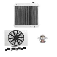 Engine and Performance - Cooling System - Mishimoto - Mishimoto Chevy/GMC C/K Truck (250/283/292) Cooling Package MMCPKG-CK-63