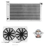 Mishimoto - Mishimoto Ford Mustang (289/302) Cooling Package MMCPKG-MUS-67