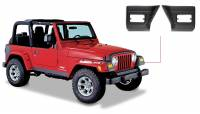 Exterior - Accessories - Bushwacker - Bushwacker TrailArmor™ Corner Guard 2004-2003 Jeep Wrangler 14007