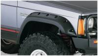 Bushwacker - Bushwacker Cut-Out™ Fender Flares - Front 1989-1994 Jeep Cherokee 10035-07