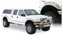 Bushwacker - Bushwacker Cut-Out™ Fender Flares - Front 2006-2005 Ford F-250 Super Duty 20043-02
