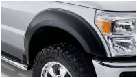 Bushwacker - Bushwacker Extend-A-Fender® Flares - Front 2011-2016 Ford F-250 Super Duty 20085-02