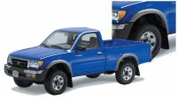 Bushwacker - Bushwacker Extend-A-Fender® Flares - Front and Rear 1998-1997 Toyota Tacoma 31911-11