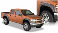 Bushwacker - Bushwacker Extend-A-Fender® Flares - Front 2004-2012 GMC Canyon 41029-02