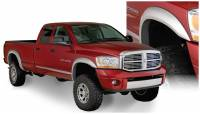 Bushwacker - Bushwacker Extend-A-Fender® Flares - Front and Rear 2004-2008 Dodge Ram 1500 50904-02