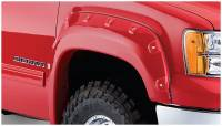 Bushwacker - Bushwacker Cut-Out™ Fender Flares - Front 2007-2014 GMC Sierra 2500 HD 40105-02