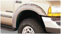 Bushwacker - Bushwacker Pocket Style® Fender Flares - Front 2006-2005 Ford F-250 Super Duty 20049-02