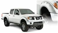 Bushwacker - Bushwacker Boss™ Pocket Style® Fender Flares - Front and Rear 2013-2019 Nissan Frontier 71907-02